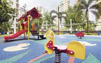 Kid`s Play Area