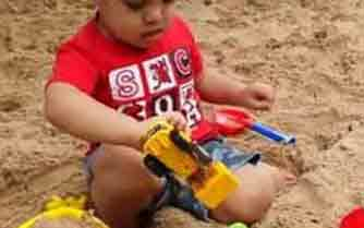 Sand Pit For Toddlers