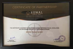 Certificate of Partnership