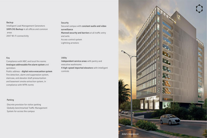 Solitaire Business Hub Kalyani Nagar Gallery 2