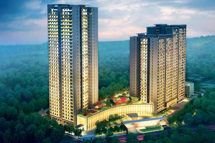 Krisumi Waterfall Residences Gallery 1