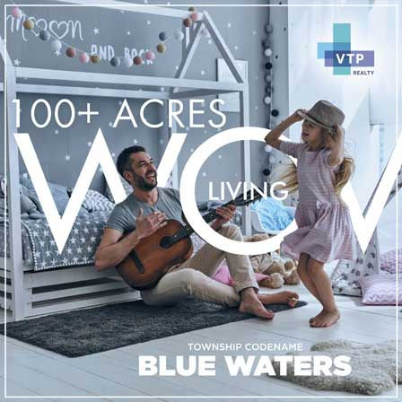 VTP Blue Waters offer banner
