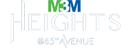 M3M Heights Logo